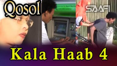 Photo of Musalsalka Kala Haab 4 Sheeko taxane ah oo qosol badan Faarax Murtiile