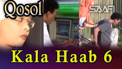 Musalsalka Kala Haab 6 Sheeko taxane ah oo qosol badan Faarax Murtiile