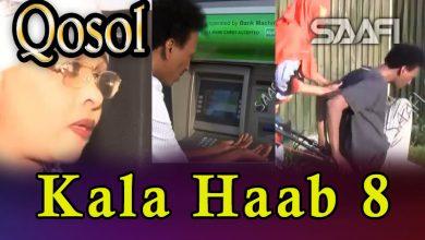 Musalsalka Kala Haab 8 Sheeko taxane ah oo qosol badan Faarax Murtiile