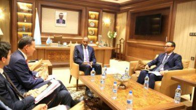 Photo of Somalia Reiterates Appeal To Lift Arms Embargo