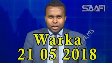 WARKA 21 05 2018 RW Kheyre & qaar kamid ah wasiiradiisa oo booqday shacab sameynta kasoo gaartay roobabkii Muqdisho