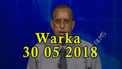 Photo of WARKA 30 05 2018 Dhalinyardii Soomaaliyeed ee ku dhibaateysnaa Libya oo Muqdisho lagu soo celiyey