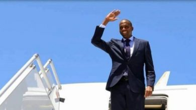 Somali Prime Minister Leaves For Brussels