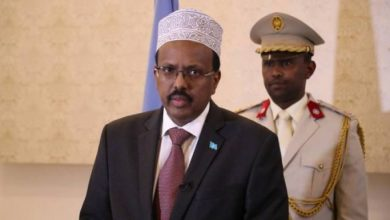 Photo of Somali President Sacks Supreme Court Chief, Appoints Successor