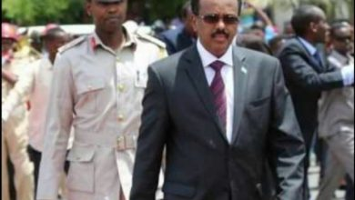 Somali President Jets Off To Qatar Amid Diplomatic Spat With UAE