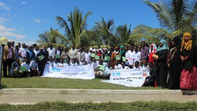 Photo of Somalia Journalists Mark 2018 World Press Freedom Day Across The Country