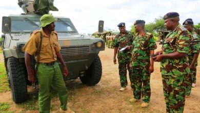Photo of Suspected Al-Shabaab Kill 5 Kenyan Soldiers In Liboi