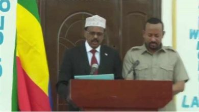 Farmajo and Ethiopian PM agree to foster trade and security