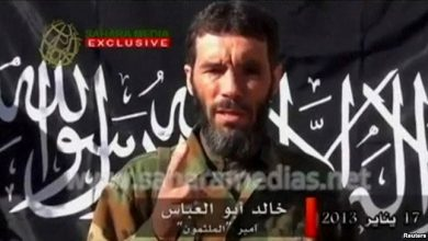 Photo of Wanted Terrorist Mokhtar Belmokhtar Said to Still Be Alive