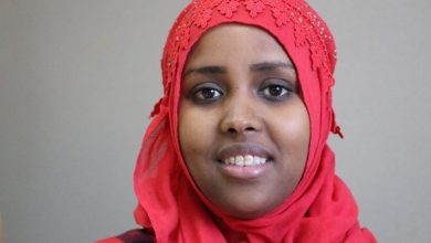 Photo of Somali refugee shares Syracuse resettlement story: 'Here, I help myself' (video)