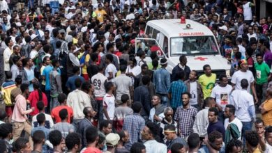 Ethiopia arrests 30 over deadly grenade attack at leader's rally