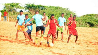 Photo of WATCH: AMISOM using sports to promote peace in Somalia