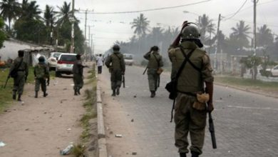 Photo of Police Kill 9 'Insurgents' in Mozambique