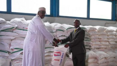 Uganda Sends Food Assistance To Flood-Affected Families In Somalia