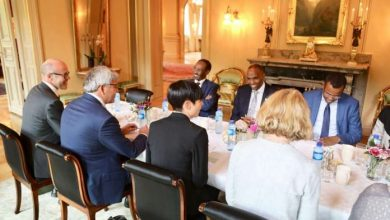 Somali PM Meets With Norwegian Foreign Minister In Oslo