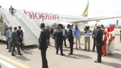 Breaking: Ethiopian PM makes suprise visit to Somalia