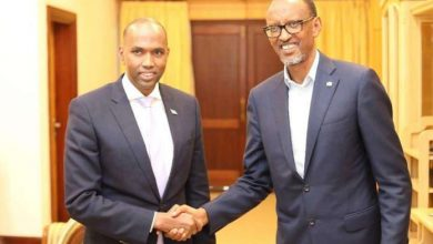 Photo of Somali PM Meets With Rwandan President In Kigali