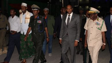 Photo of Somali PM Inspects Police Posts In The Capital