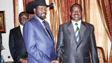 Kenyan MP Wants Raila To Broker Peace In Somalia