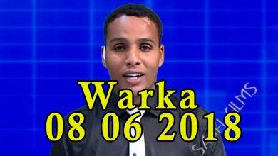 Photo of WARKA 08 06 2018 Shacabka magaalada Muqdisho oo sheegay in ay dhibaato ku qabaan marista wadooyinka qaar