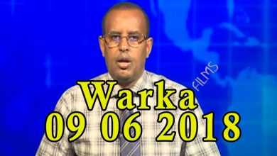 Photo of WARKA 09 06 2018 Ciidamo Mareykan ah oo khasaaro dhimasho kasoo gaaray dagaal ay la galeen Al shaab