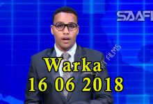 WARKA 16 06 2018 Risulwasaaraha Itoobiya oo Muqdisho yimid iyo Soomaaliya oo u saxiixday in uu maalgashto afar dekedood