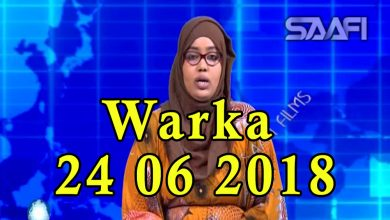 Photo of WARKA 24 06 2018 Maamulka gobolka Banaadir oo qabtay kulan lagu xoojinayey amniga caasimada
