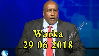 Photo of WARKA 29 06 2018 Gudiga cadaalada xilidhibaanada aqalka sare oo kulan la qaatay wasiirada cadaalada maamul goboleedyada
