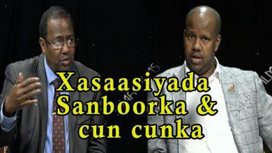 Xasaasiyada Sanboorka iyo cuncunka Dr Abshir iyo wariye Cabdixaafid LATE NIGHT SHOW 22 06 2018