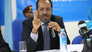 Photo of Former Somali President Calls For Ceasefire In Tukaraq