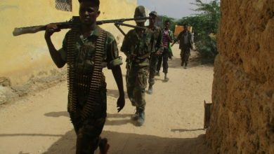 Joint Forces Carry Out Security Operation In Galkayo Town