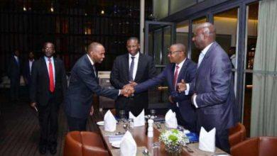 Photo of Somali PM Meets His Rwandan Counterpart In Kigali