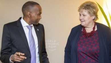 Somali PM Arrives In Norway For Summit