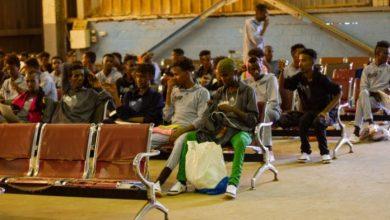 IOM Helps Somali Migrants Stranded In Libya To Return Home