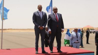Photo of Somali Prime Minister Arrives In Garowe, Puntland Capital