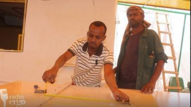 Photo of Former refugee brothers bring carpentry jobs to Baidoa