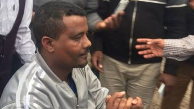 Photo of Ethiopian Lost His Legs in Prison, Rebuilds Life as Free Man