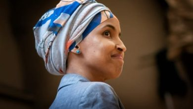 Photo of Rep. Ilhan Omar's open seat draws wide pack of DFLers