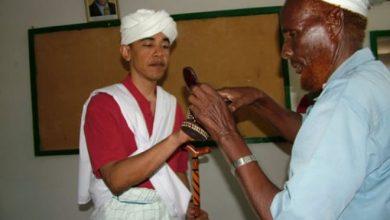 Somali elder wants to meet Obama