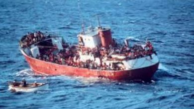 Photo of Boat carrying 160 African migrants from Somalia reportedly capsizes off south Yemen