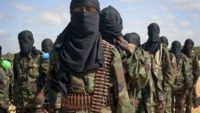 Somali army says kills 6 al-Shabab militants in southwest region