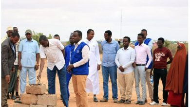 UN launches platform involving Somalis in planning of community projects