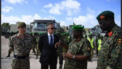 Photo of UK to the rescue, but Amisom troops still starved of airpower