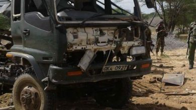 Photo of Roadside Blast Injures Six Kenyan Police Officers Near Somalia Border