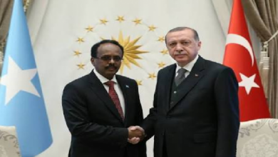 Somali President Heading To Turkey For Erdoğan's Inauguration