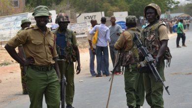 Photo of Kenyan police officer killed, 2 injured in al-Shabab attack