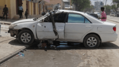Car Bombing In Mogadishu Kills 1, Wounds At Least 3 People