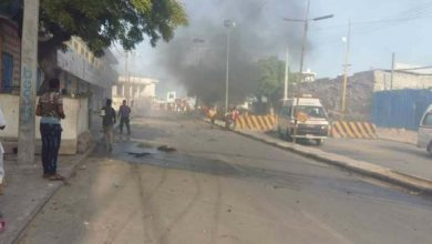 Two Explosions In Mogadishu Leave At Least 9 Dead