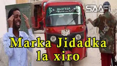 Photo of Sheeko Gaaban marka jidadka la xiro qaabka ay shacabka ula dhaqamaan askarta