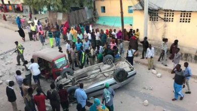 Photo of Two  Boys Killed In Car Accident In Mogadishu